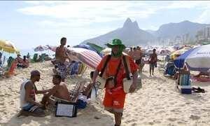 Calor volta a chegar perto dos 50ºC em sensação térmica no Rio