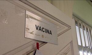 Menos da metade das meninas tomou a segunda dose da vacina contra o HPV