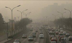 Capital chinesa cria divisão da polícia para ajudar no combate à poluição
