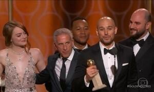 Meryl Streep alfineta Trump em discurso de agradecimento do Globo de Ouro