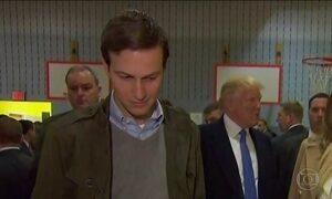 Trump gera mais polêmica ao indicar genro para cargo na Casa Branca