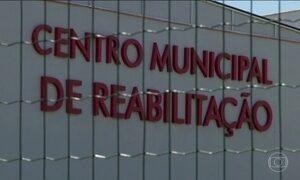 Inaugurado há 4 anos, centro de reabilitação nunca funcionou no RJ