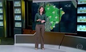 Capitais brasileiras registram temperatura acima dos 30ºC