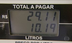 Bom Dia Brasil mostra por que brasileiro paga caro por combustível