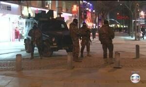 Dois chineses são presos suspeitos de participar de ataque terrorista na Turquia