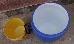 Começa primeiro racionamento de água da história do DF