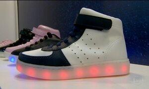 Indústria de calçados brasileira ganha fôlego com exportações