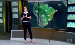 Chuva continua em São Paulo e há risco de deslizamento e enxurrada