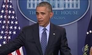 Obama prometeu se comportar de maneira diferente