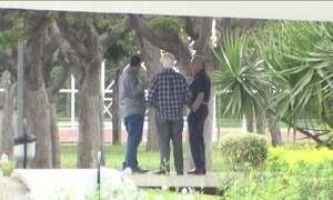 Temer se reúne com Gilmar Mendes e Moreira no Jaburu
