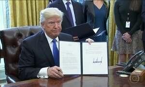 Trump continua promovendo destruição do que é seguro