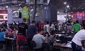 Campus Party começa nesta terça-feira (31)