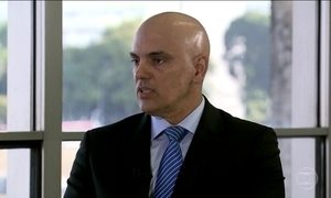 Michel Temer indica Alexandre de Moraes para o STF