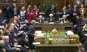 Câmara dos Comuns aprova o processo de saída do Reino Unido da União Europeia