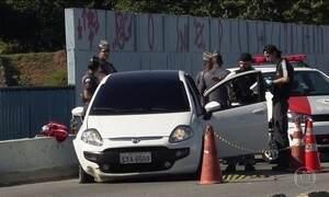 SP: Mulher morre após tiro disparado por PM