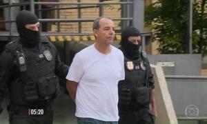 Justiça acusa Sérgio Cabral de mais 184 crimes de lavagem de dinheiro