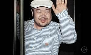 Mulher é presa por suspeita de envolvimento em morte de irmão de líder norte-coreano