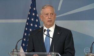 EUA fazem duras críticas a ministros da Defesa de países da OTAN