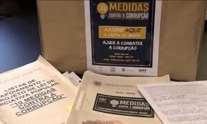 Deputados estudam como conferir dois milhões de assinaturas do projeto anticorrupção