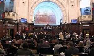 Assembleia Legislativa do Rio aprova privatização