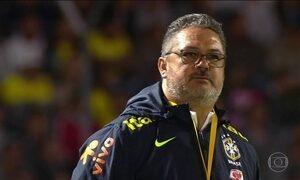 Técnico Rogério Micale, da Seleção Brasileira Sub-20, é demitido