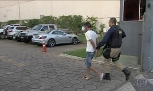 Polícia faz operação contra quadrilha de roubo de cargas em Goiás e DF