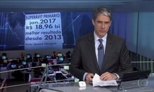 Contas do governo têm o melhor mês de janeiro dos últimos quatro anos