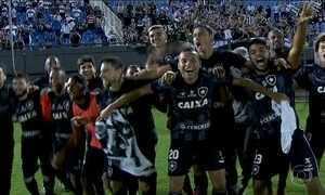Botafogo e Atlético-PR garantem vaga na fase de grupos da Taça Libertadores da América