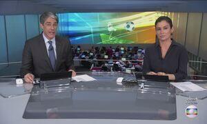 Jornal Nacional - Edição de Quinta-Feira, 23/02/2017