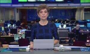 Jornal da Globo - Edição de Quinta-feira, 23/02/2017
