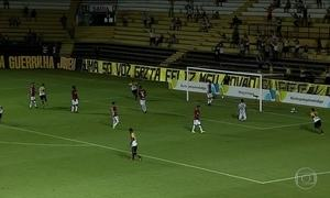 Internacional vence Criciúma pela Copa da Primeira Liga