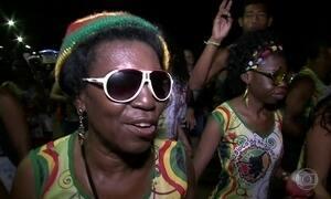 Reggae domina o Carnaval do Maranhão