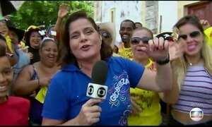 Carnaval em Olinda (PE) tem blocos saindo na Quarta-Feira de Cinzas