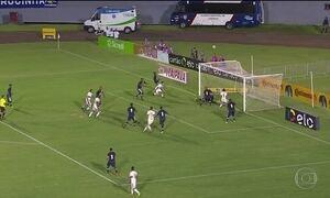 Corinthians passa sufoco nos pênaltis para se classificação na Copa do Brasil