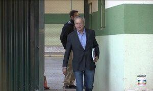 José Dirceu é condenado a 11 anos e 3 meses de cadeia