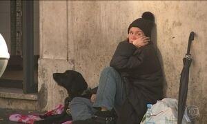 Parlamento da Itália aprova medidas contra a pobreza