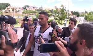 Goleiro Bruno deve ser apresentado como jogador do Boa Esporte, em MG