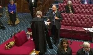 Parlamento do Reino Unido autoriza desligamento da UE