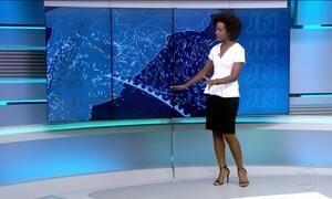 Confira a previsão do tempo para a quarta-feira (15) em todo o país
