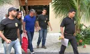 Dois funcionários do governo do Rio são presos