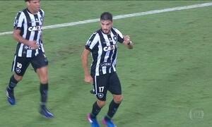 Botafogo estreia com vitória na fase de grupos da Libertadores
