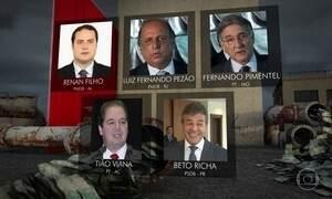 Revelados novos nomes de políticos na lista de pessoas citadas nas delações da Odebrecht