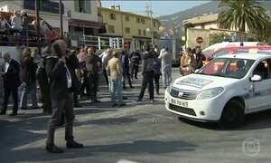 Tiroteio em escola na França deixa três feridos