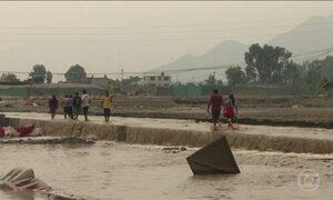 Já são 62 mortes em consequência das intensas chuvas neste verão