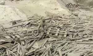 Chuva mata 62 pessoas no Peru
