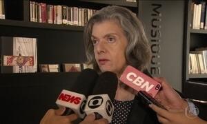 Cármen Lúcia, presidente do STF, critica tentativa de anistiar caixa dois