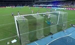 Botafogo e Vasco ficam no 0 a 0 pela Taça Rio