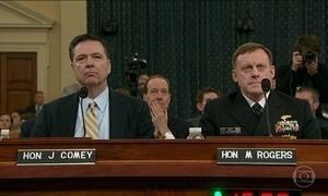 Chefes de agências de inteligência falam sobre interferência russa nas eleições dos EUA