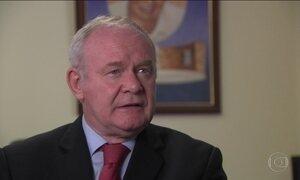 Morre McGuinness, vice-premiê da Irlanda do Norte e ex-dirigente do IRA