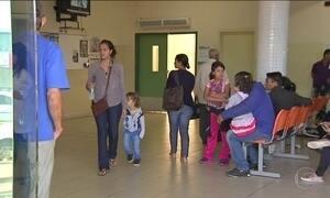 Postos de saúde estão lotados e sem pediatras em Campo Grande (MS)